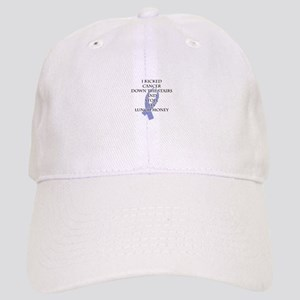 Cancer Bully (Periwinkle Ribbon) Baseball Cap