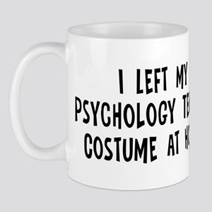 Left my Psychology Teacher Mug