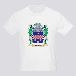 Markus Coat of Arms - Family Crest T-Shirt