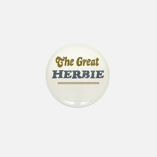 Herbie Mini Button