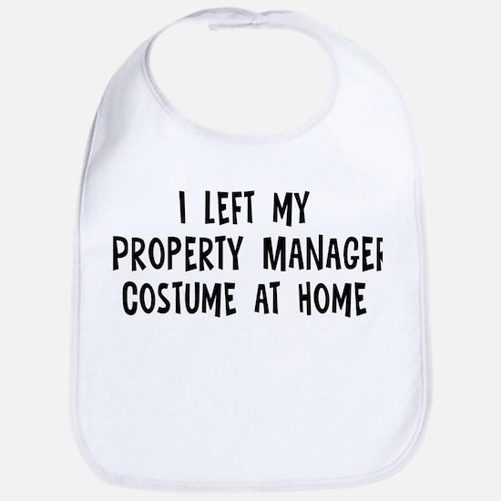 Left my Property Manager Bib