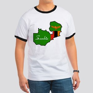 Cool Zambia Ringer T