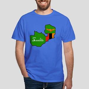 Cool Zambia Dark T-Shirt