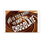 CHOCOLATE Wall Decal