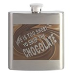 CHOCOLATE Flask