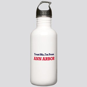 Trust Me, I'm from Ann Stainless Water Bottle 1.0L