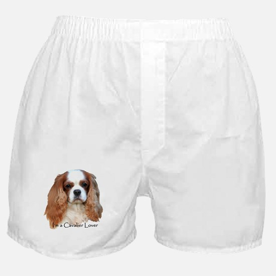 I'm A Cavalier Lover Boxer Shorts