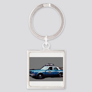 New York City Police Car Keychains