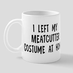 Left my Meatcutter Mug