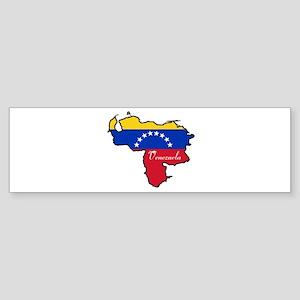 Cool Venezuela Bumper Sticker
