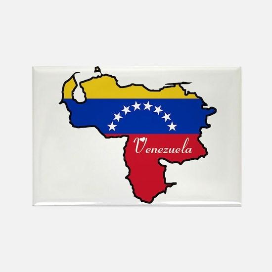 Cool Venezuela Rectangle Magnet