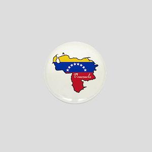 Cool Venezuela Mini Button