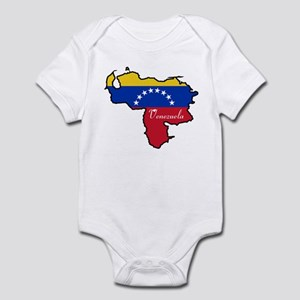 Cool Venezuela Infant Bodysuit