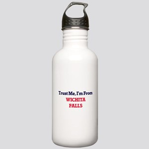 Trust Me, I'm from Wic Stainless Water Bottle 1.0L