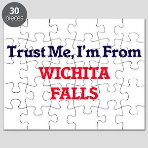 Trust Me, I'm from Wichita Falls Texas Puzzle