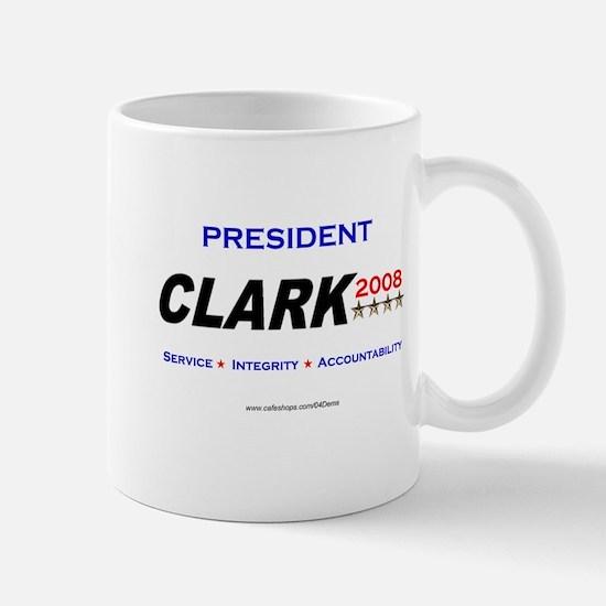 """President Clark"" Mug"