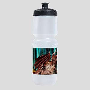 Dragon Treasure Sports Bottle