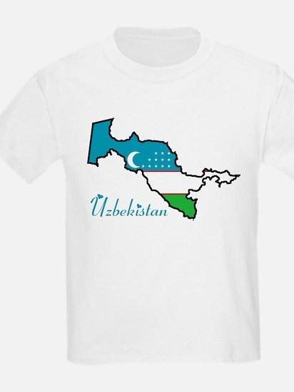 Cool Uzbekistan T-Shirt