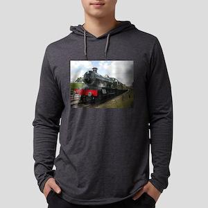 railway train Long Sleeve T-Shirt