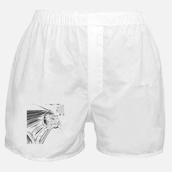 Unique Tate Boxer Shorts