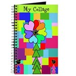 """ My Collage "" Journal"