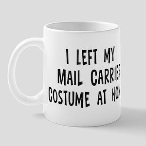Left my Mail Carrier Mug