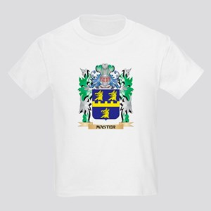 Master Coat of Arms - Family Crest T-Shirt