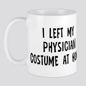 Left my Physician Mug