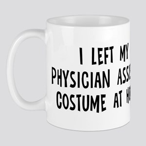 Left my Physician Assistant Mug