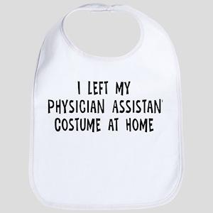Left my Physician Assistant Bib