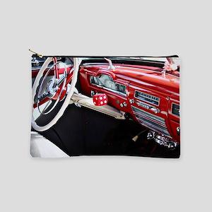 Classic car dashboard Makeup Bag