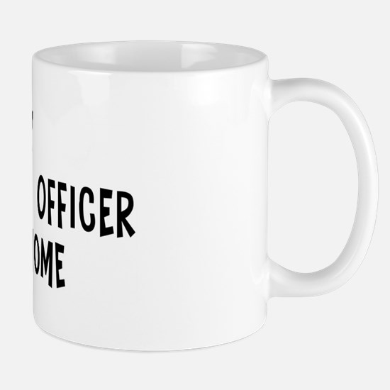 Left my Chief Financial Offic Mug