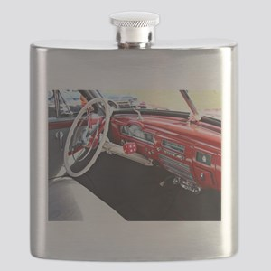 Classic car dashboard Flask