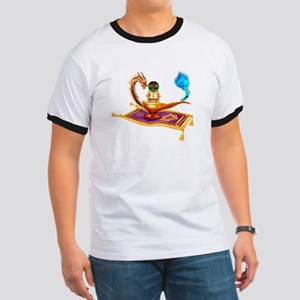 Magical Dragon Lamp T-Shirt
