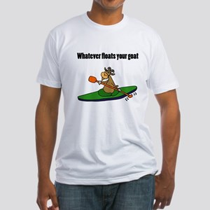 Goat Kayaking T-Shirt