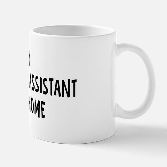 Left my Administrative Assist Mug
