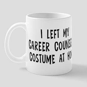 Left my Career Counselor Mug