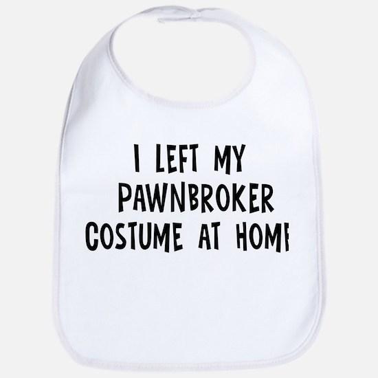 Left my Pawnbroker Bib