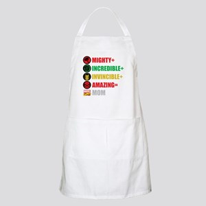 Marvel Mom Personalized Apron