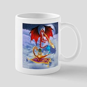 Dragon Genie Mugs