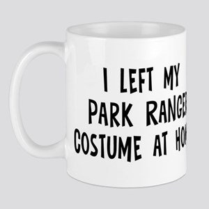 Left my Park Ranger Mug