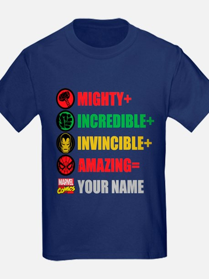 Mighty Incredible Invincible Ama T