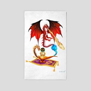 Dragon Genie Area Rug