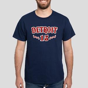 Detroit Classic Dark T-Shirt