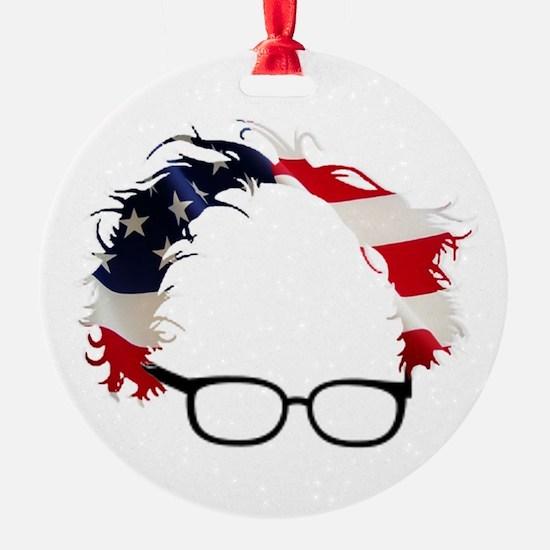 Bernie Flag Hair Ornament
