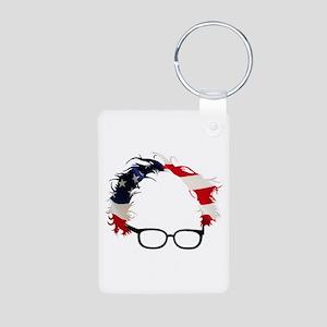 Bernie Flag Hair Keychains