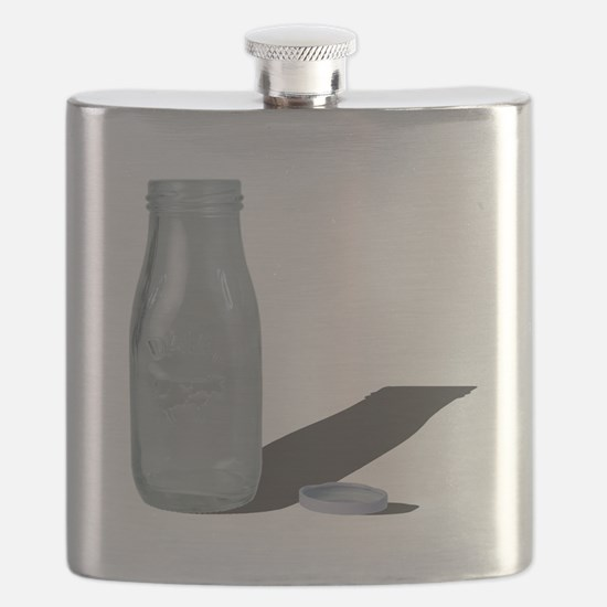 Cute Cow milk Flask