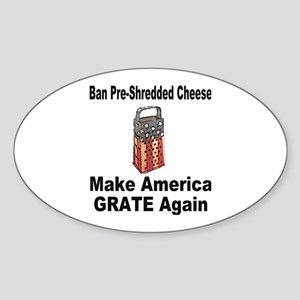 Make America Grate Again Sticker