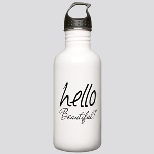 Gifts for Her Hello Be Stainless Water Bottle 1.0L