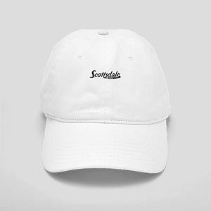 Scottsdale Arizona Vintage Logo Baseball Cap